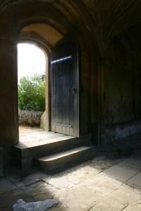 open door | Reflections in The WORD