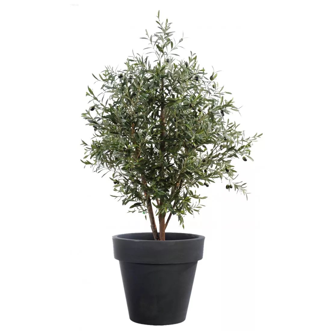 Livre Factice Decoration Olivier Artificiel New Buisson 140 Et 170 Cm : Oliviers