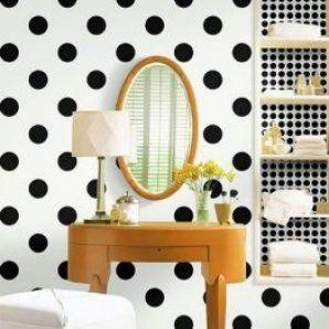 papel pintado baños