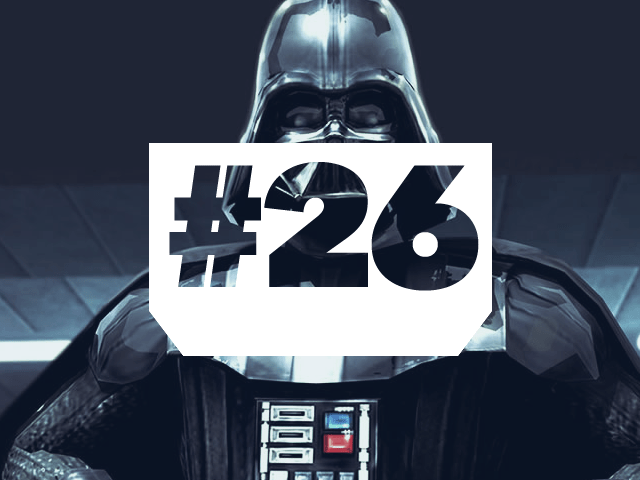 Episode 26: One More Midichlorian and I'll Lose My Mind