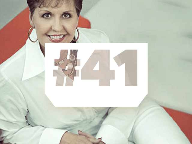 Episode 41: Joyce Meyer Pantsuit
