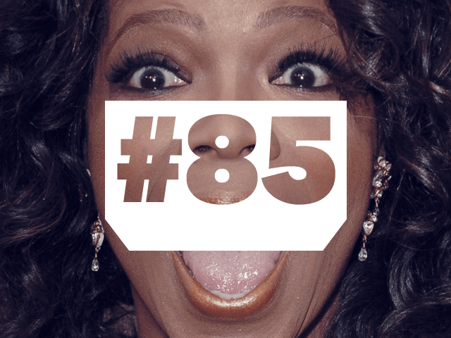 Episode 85: Oprah Exorcist