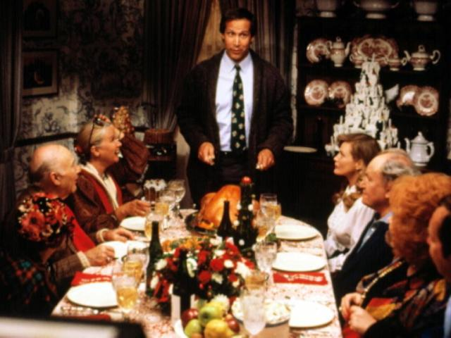 Episode 165: Another Awkward Christmas Dinner