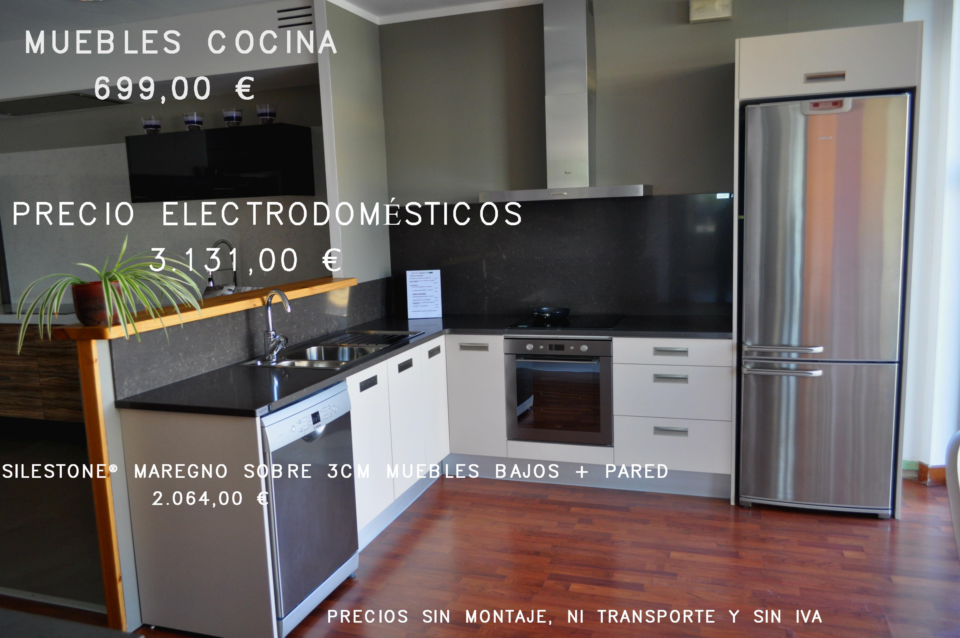 Muebles Cocina Completa | Oferta Cocina Completa Gallery Of Precios ...