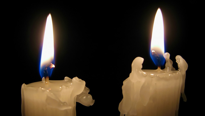 Candle Wallpaper Hd Why Are Two Candles Lit At The Beginning Of Shabbat