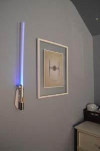Star Wars Inspired Childrens Room | refresh design: the blog