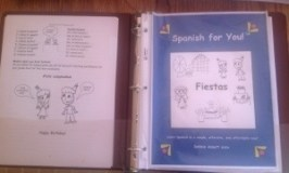 Refreshing Review: Spanish for You by Debbie Annett