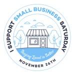 Shop Small, Make a Big Impact! Small Business Saturday, November 26th