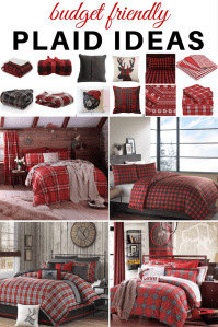 Plaid Ideas - Bedroom | Refresh Restyle