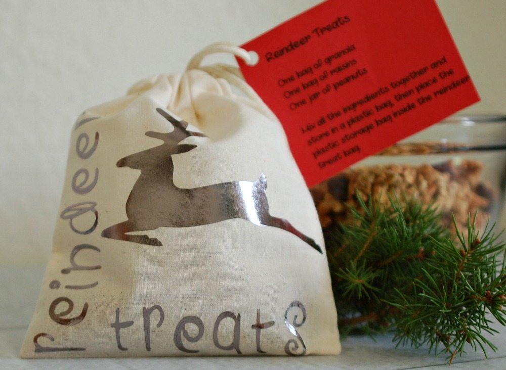 Reindeer Treat Bags Refresh Restyle