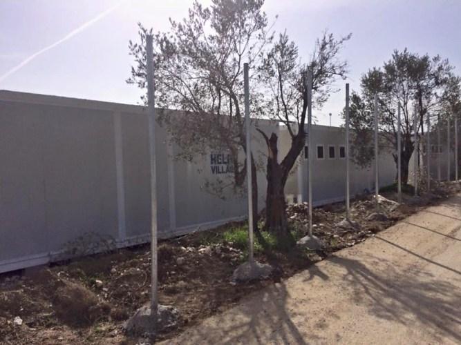 Erstes Update aus den neuen EU-Hotspot und die sich verändernde Situation auf Chios