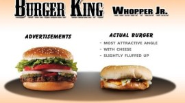 Burger King Whopper Jr