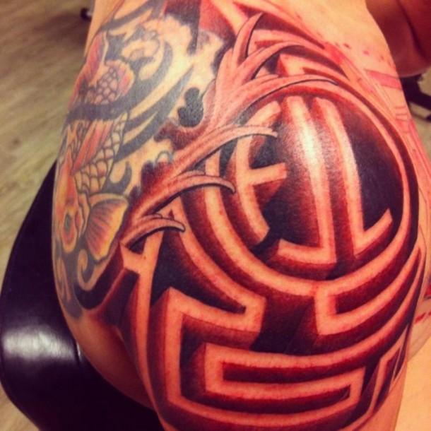 tatuaje-3d-laberinto