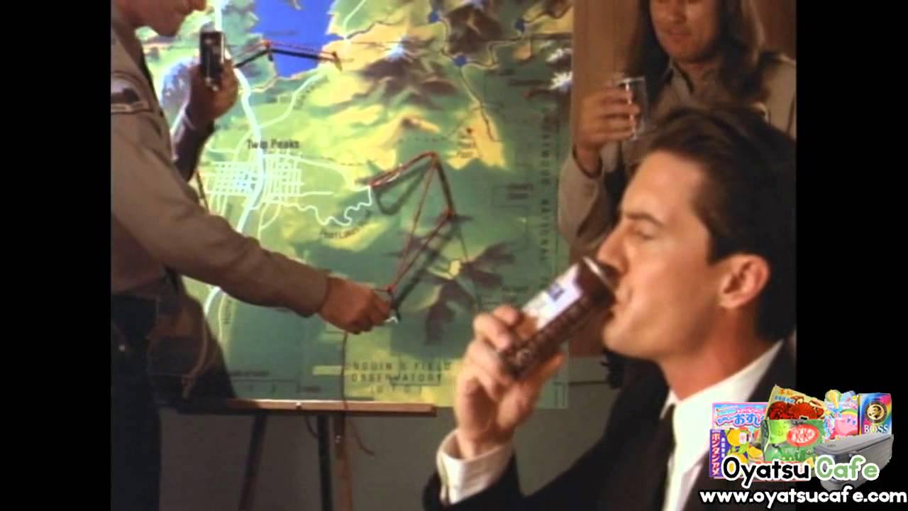 David Lynch dirigió una mini serie de Twin Peaks en forma de anuncios japoneses de café