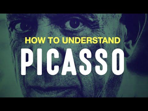 Cómo entender un cuadro de Picasso