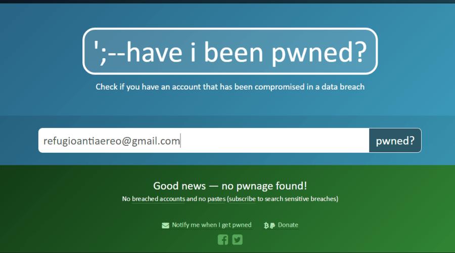 Cómo saber si alguien te ha hackeado