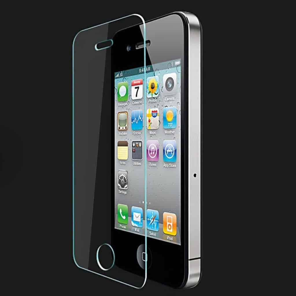 Iphone 4s Tempered Glass Iphone 4 4s Refurbiphones