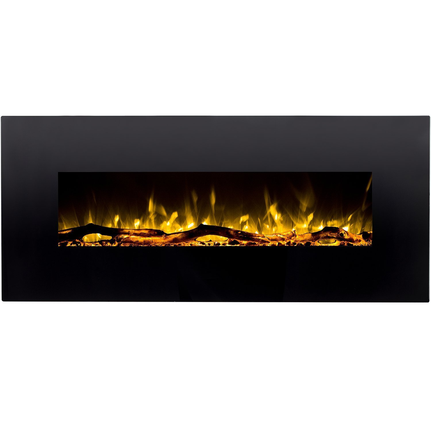 Ventless Wall Mount Gas Fireplace Denali 60 Inch Black Ventless Heater Electric Wall Mounted