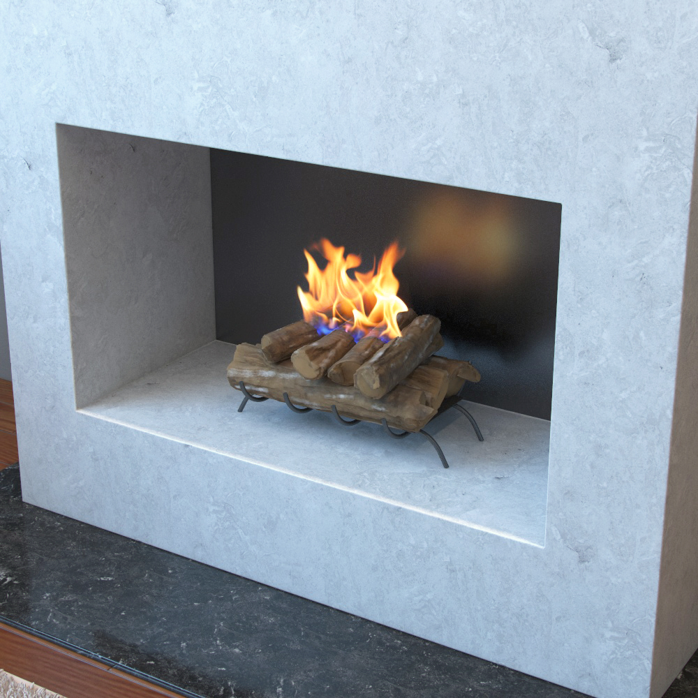 18 Fireplace Insert 18 Inch Convert To Ethanol Fireplace Log Set With Burner Insert From Gel Or Gas Logs