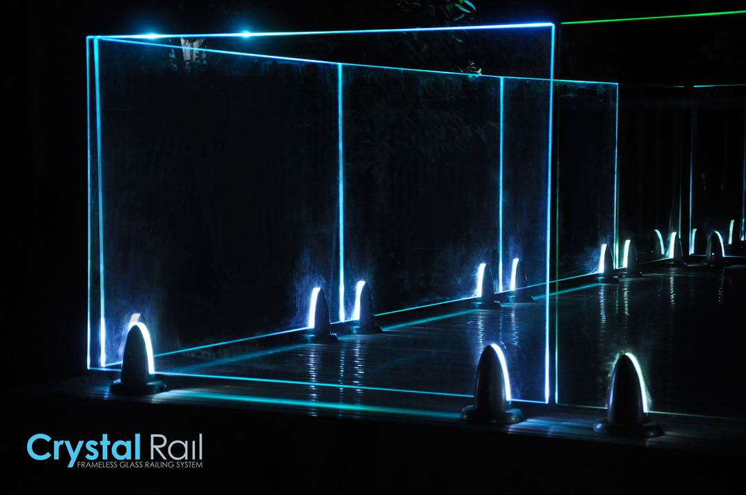 Regal Idee Crystal Rail Gallery