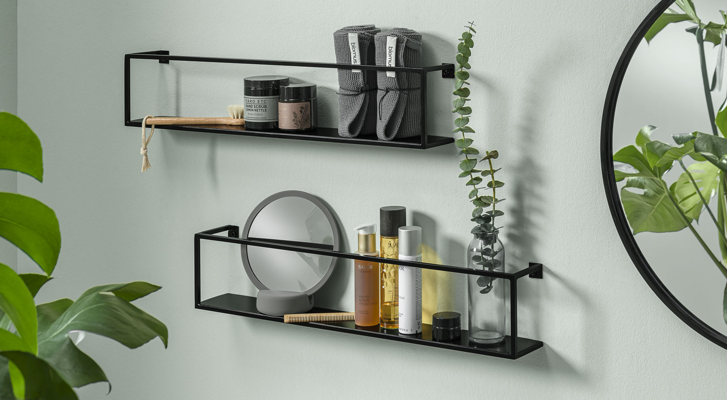 Bathroom Shelves Shop Conveniently Online Regalraum