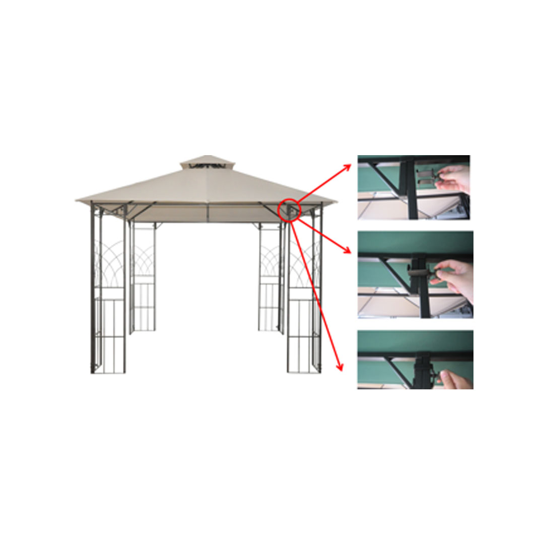 Portaspezie Alessi Easy Gazebo 28 Images Easy Gazebo Unmatched Quality