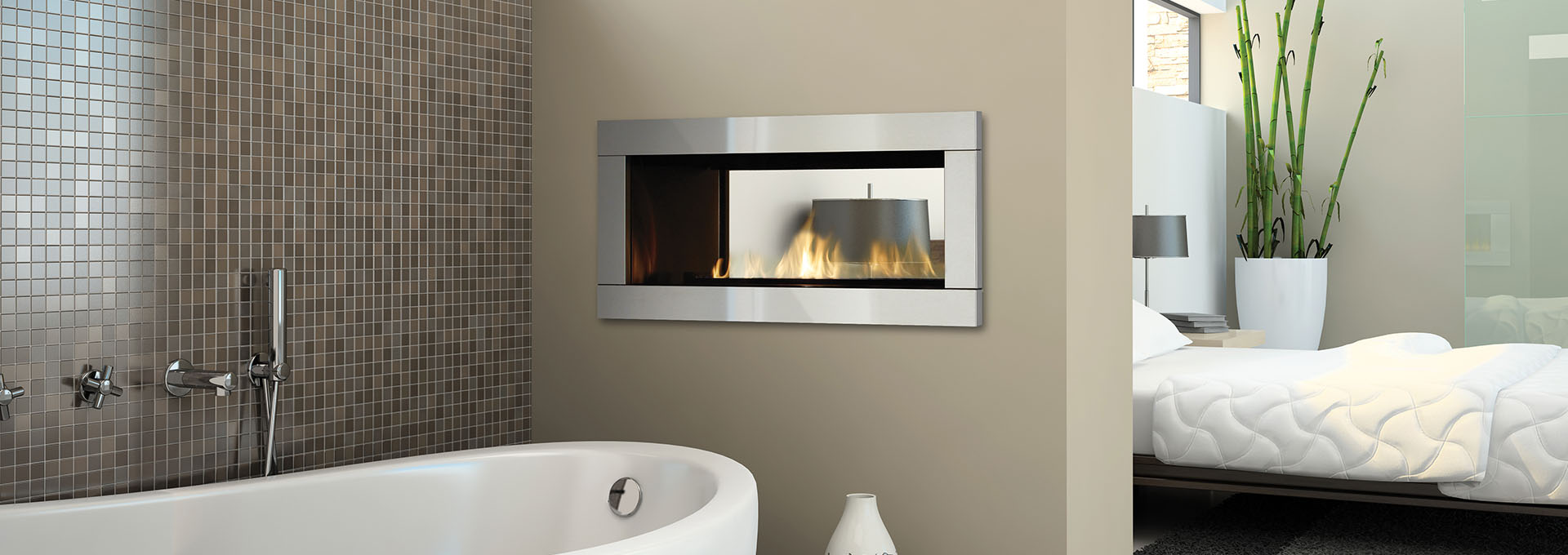 Wall Fireplace Gas Modern Contemporary Gas Fireplaces Regency Fireplace Products