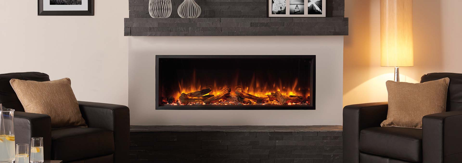 Electric Fireplace.com Modern Electric Fireplaces Regency Fireplace Products