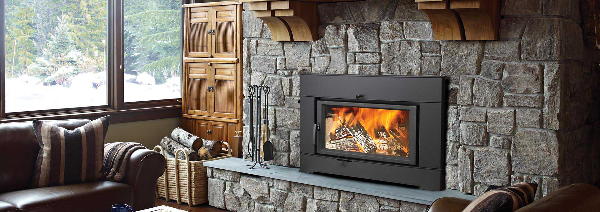 How To Operate A Fireplace Wood Or Pellet This Is How To Choose