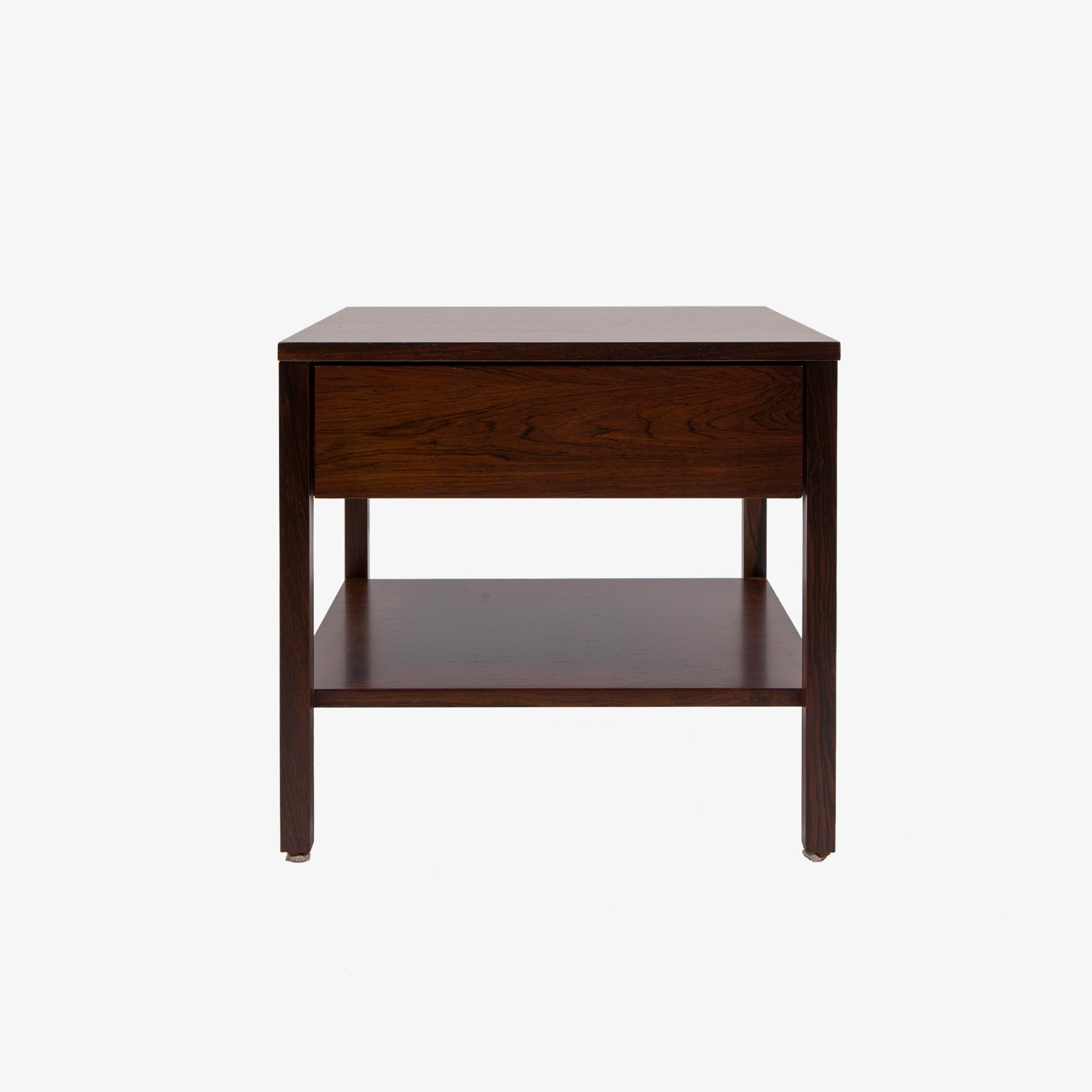 Tables Knoll Florence Knoll Rosewood Side Table