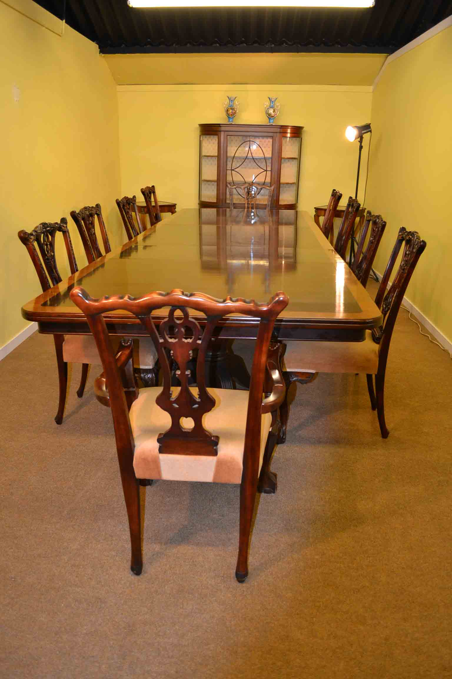 14 Foot Dining Table Regent Antiques Dining Tables And Chairs Table And