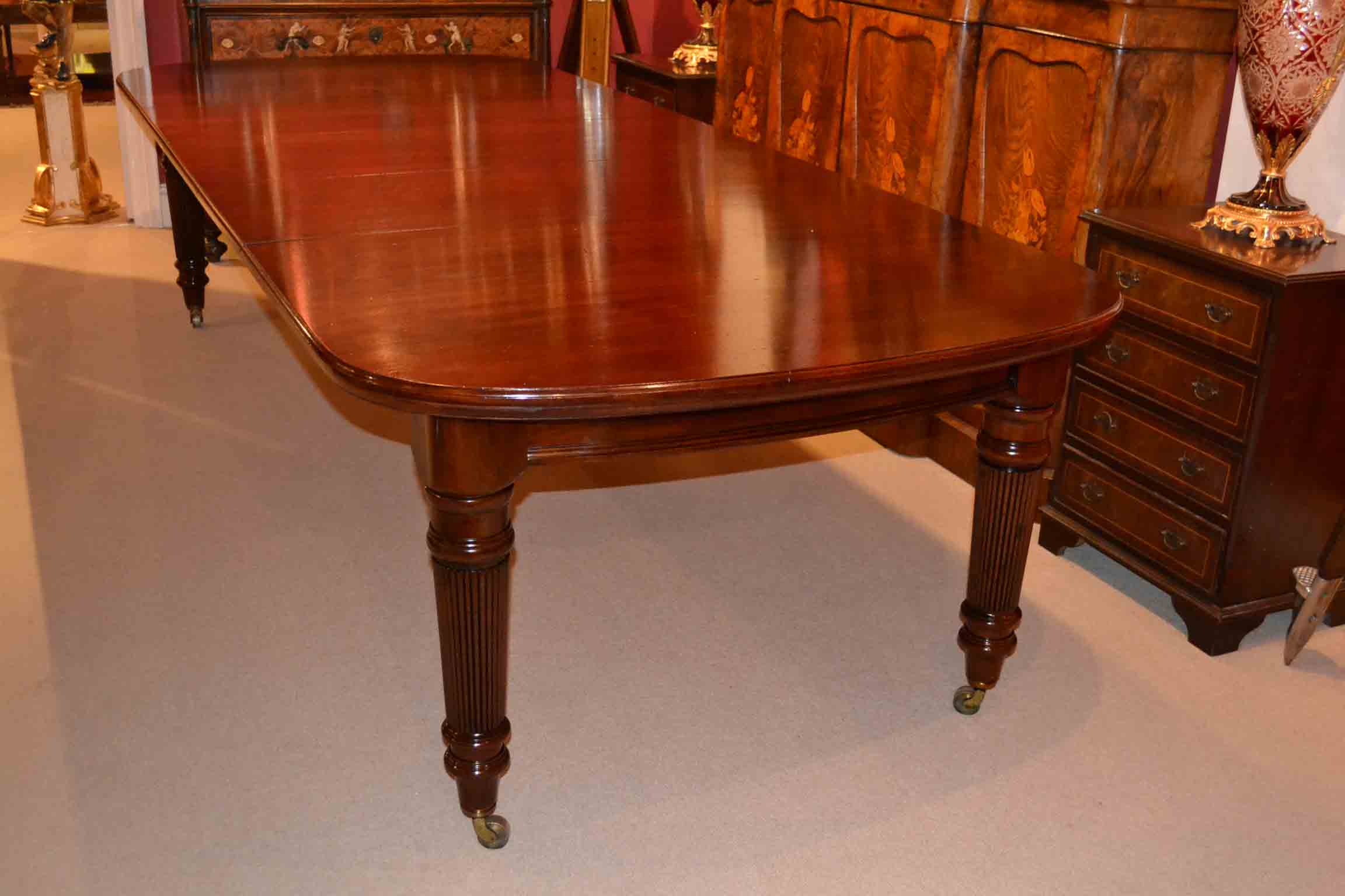 10 Foot Dining Table Regent Antiques Dining Tables And Chairs Table And