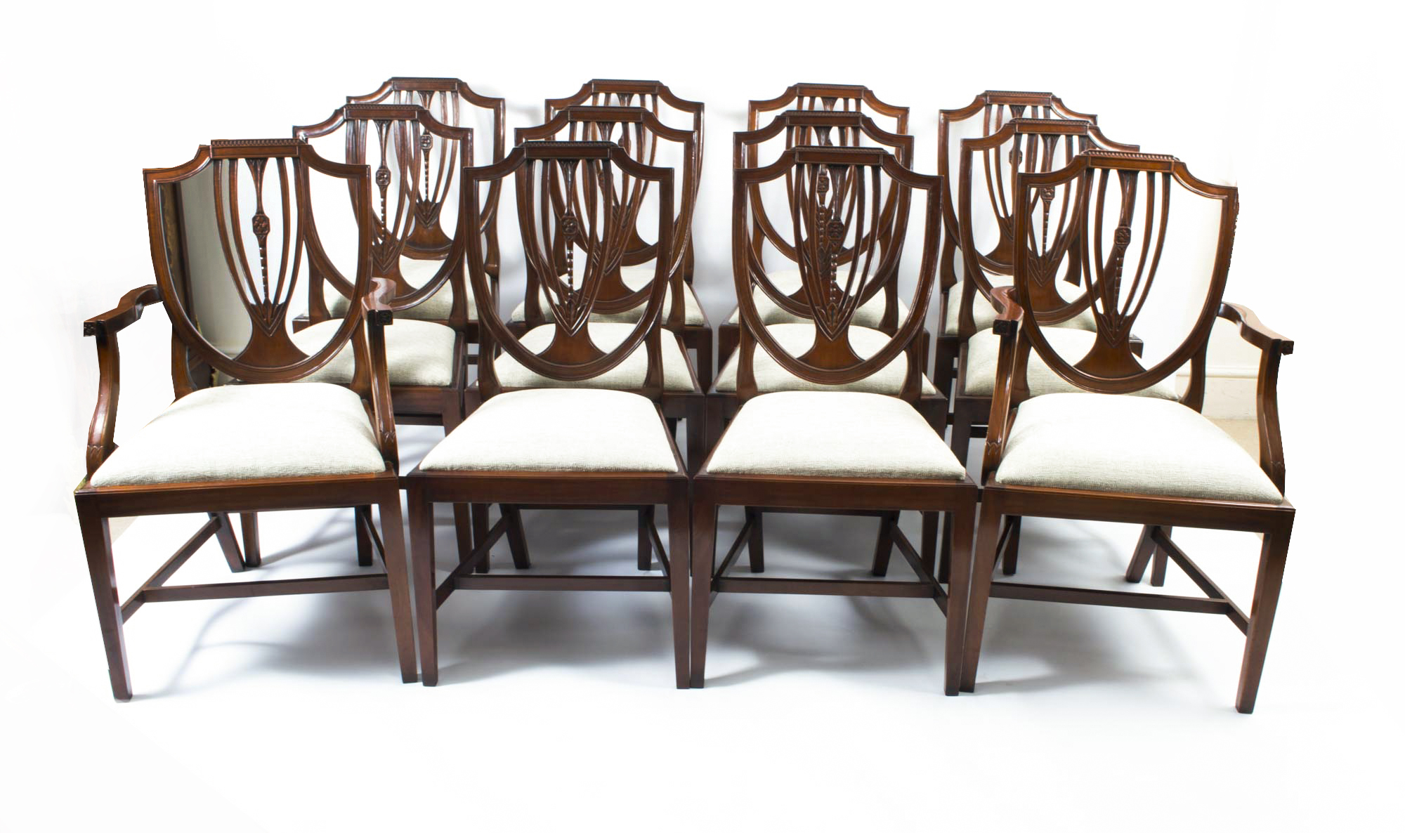 Dining Set 12 Chairs Regent Antiques Dining Tables And Chairs Dining Chairs
