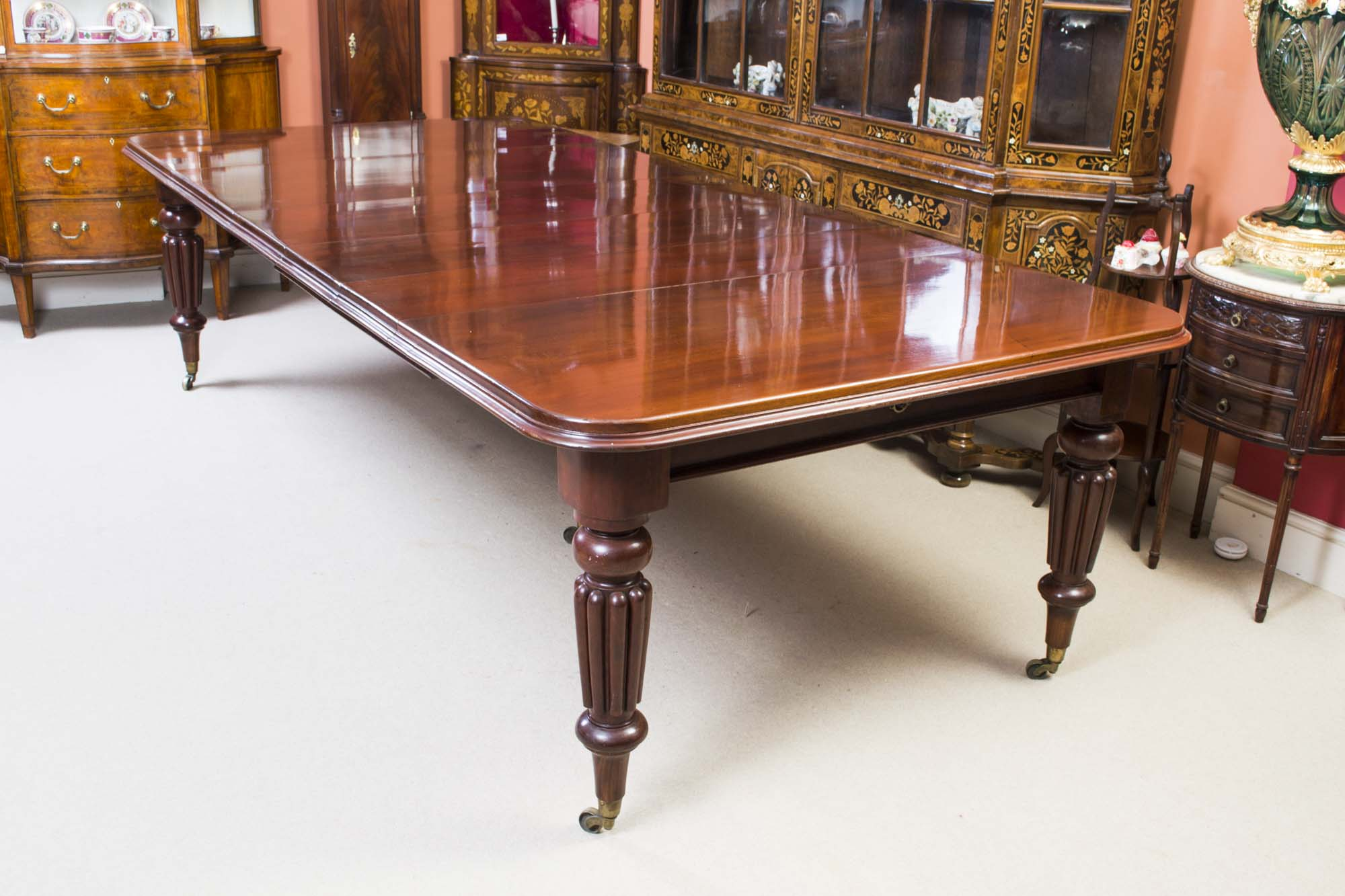 10 Foot Dining Table Regent Antiques Dining Tables And Chairs Tables