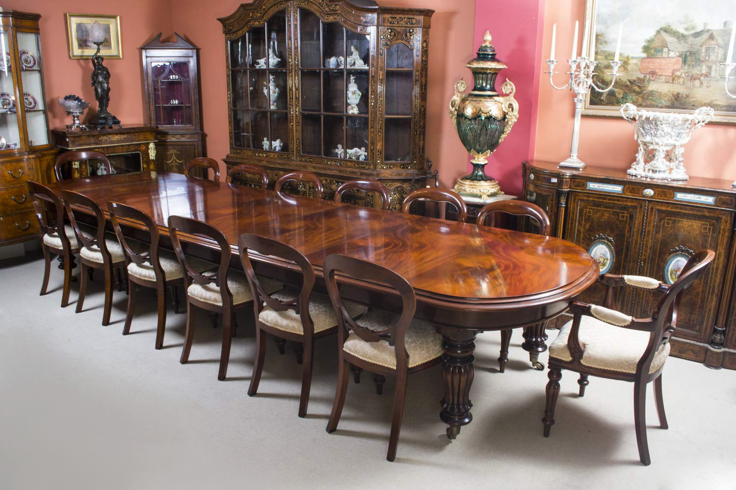 14 Foot Dining Table Regent Antiques Dining Tables And Chairs Tables