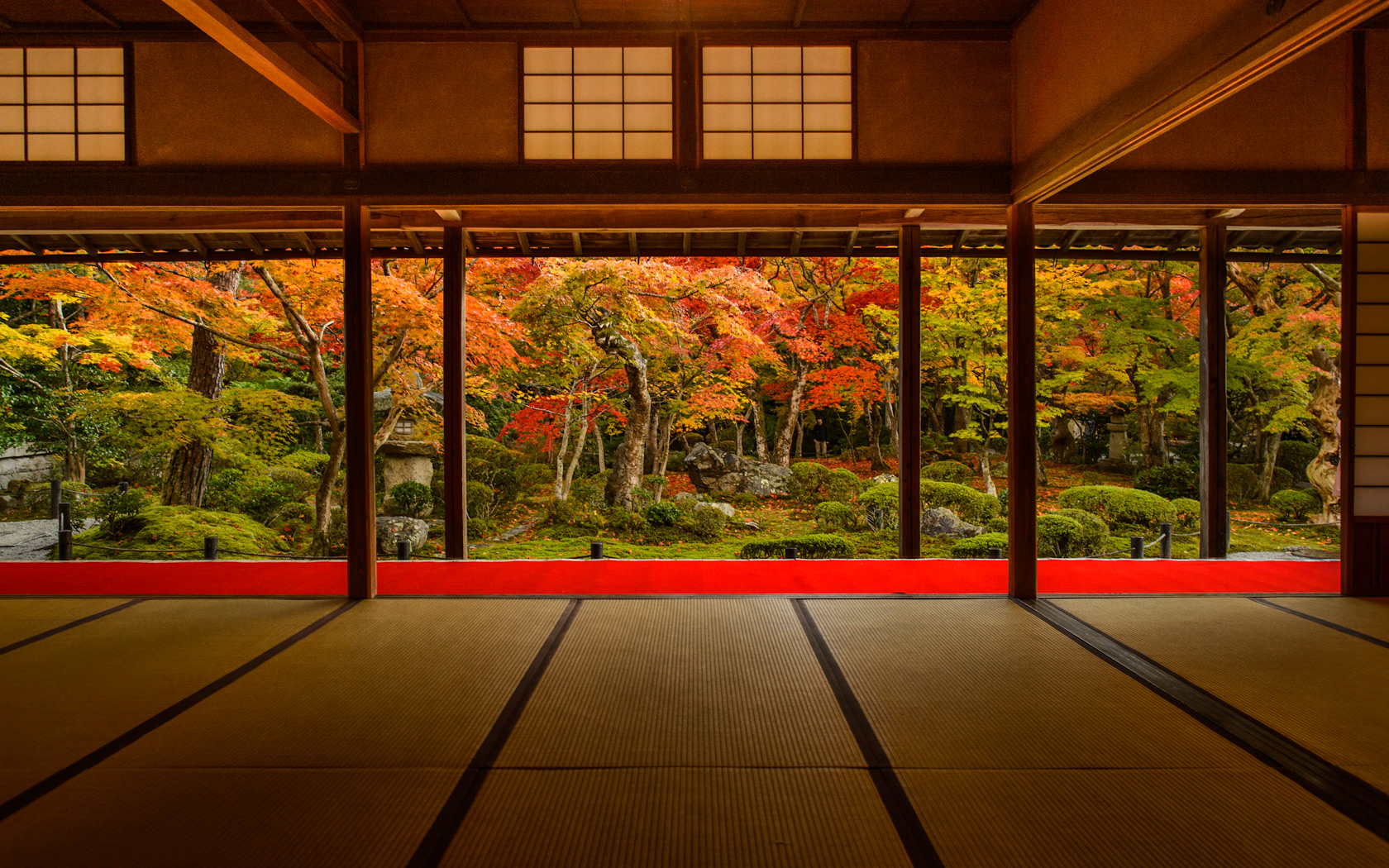 3d Landescape Mural Wallpaper Jeffrey Friedl S Blog 187 Impossible Shot At Kyoto S Enkoji