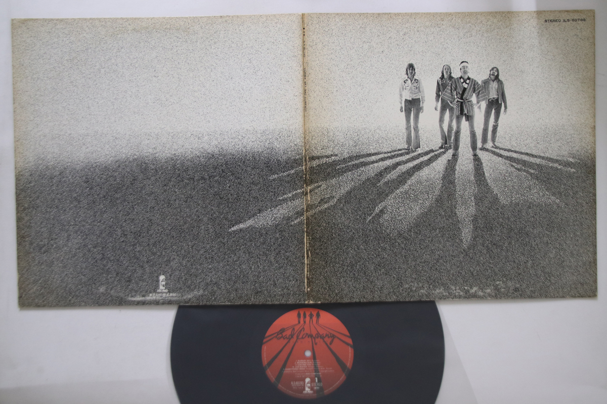 Vinylboden Bad Details About Lp Gf Bad Company Burning Sky Ils80785 Island Japan Vinyl