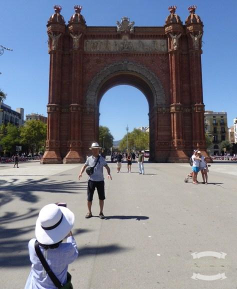 Arco de Triunfo ©2016 Regina Martins