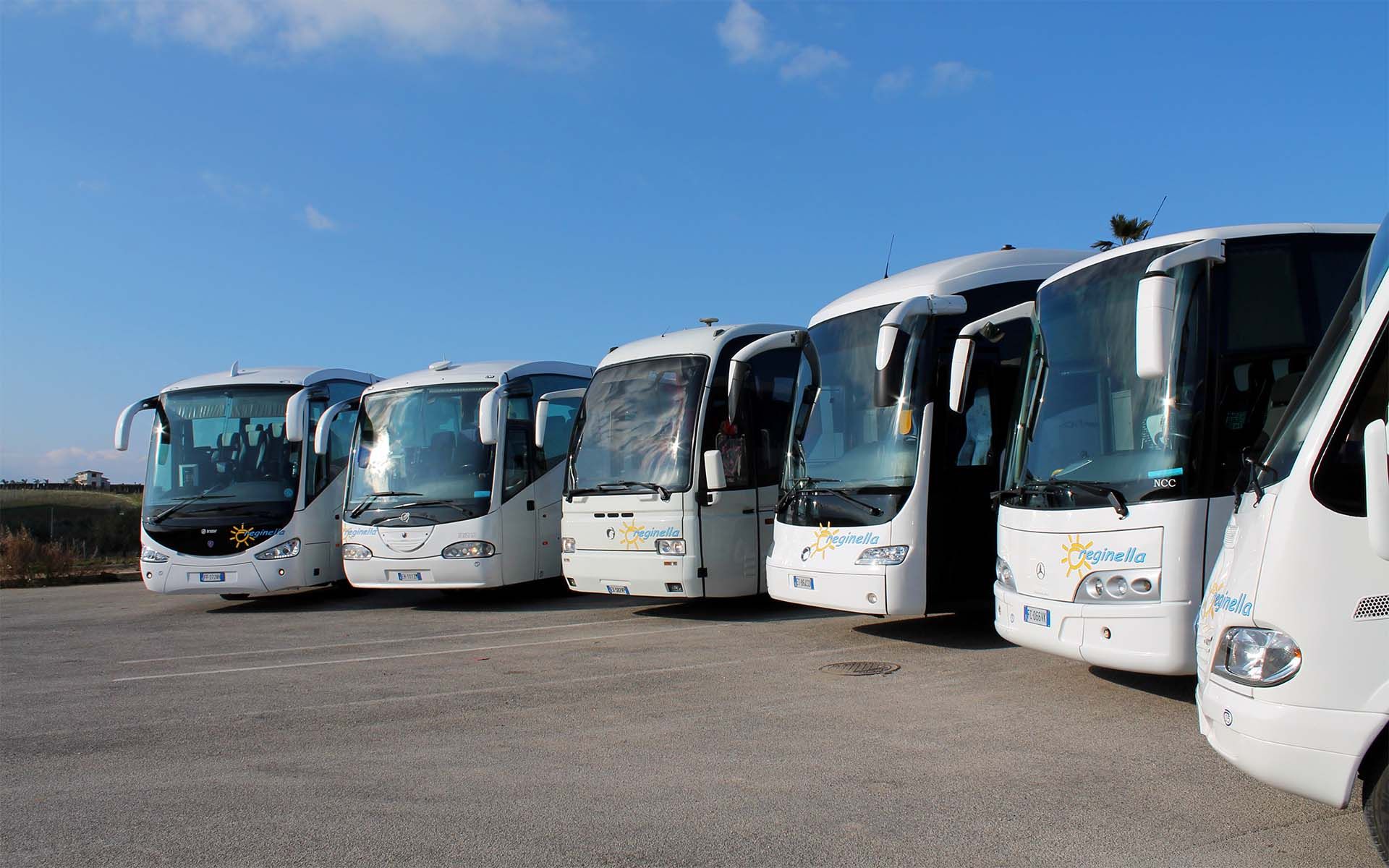Bus Concerto Vasco Reginellabus Bus Rental Pullman Alcamo Trapani