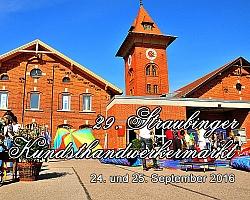 Auf hohem Niveau: Kunsthandwerkermarkt im Alten Schlachthof – Bilderschau
