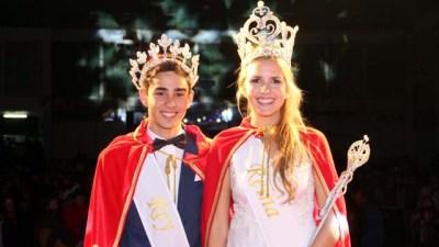 reina y rey concordia