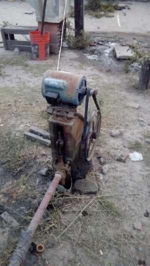 motor bombeador
