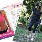 J'ai arrêté le Top Body Challenge (semaine 8).