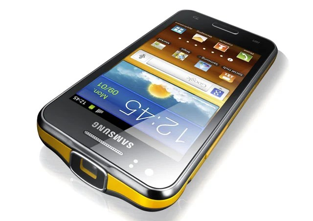 Samsung Galaxy Beam Android projector phone review \u2022 The Register