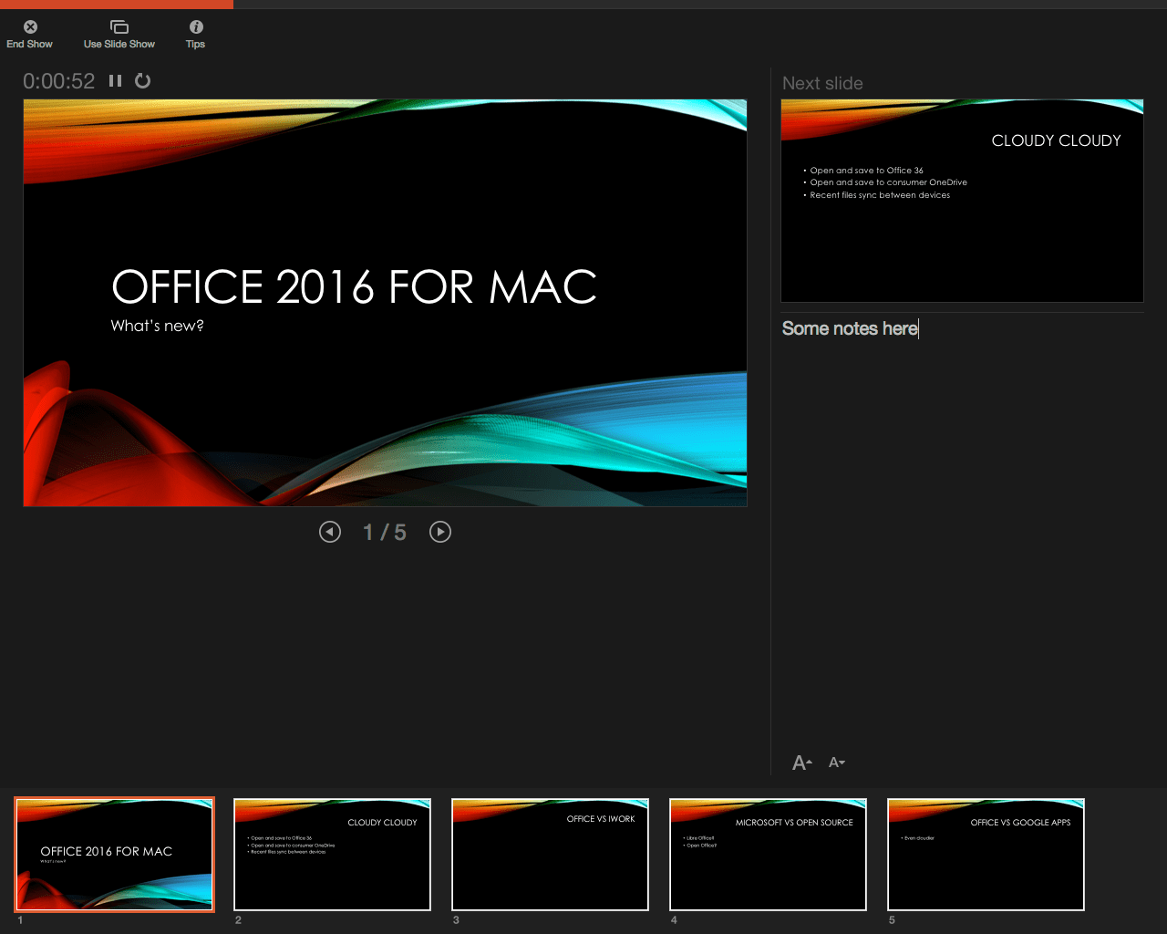 Office For Mac 2016 What S New In Office 2016 For Mac And Why It Doesn T Totally Suck