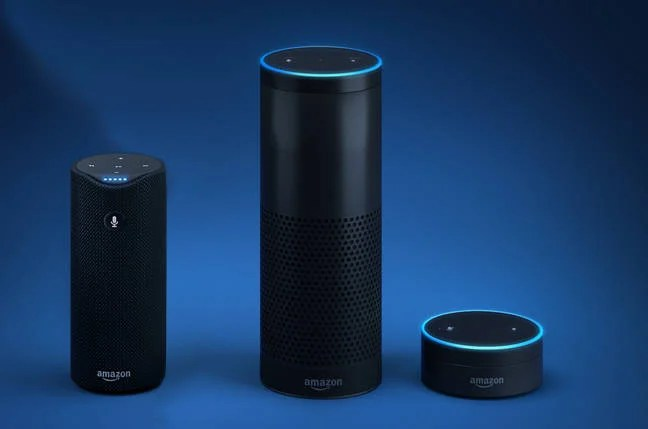 Alexa Audio Amazon Crafts Two More Voice Controlled Gizmos In Its Echo
