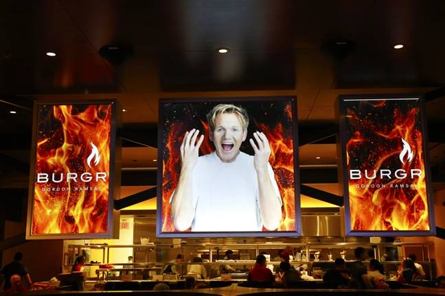 La Cocina De Gordon Ramsay Gordon Ramsay's Father-in-law Gets Six Months For Hacking