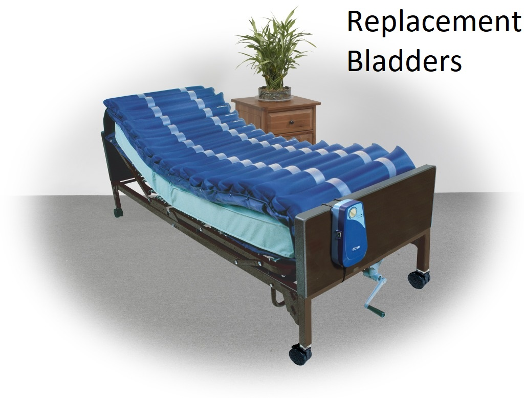 Bed Overlay Drive Medical Replacement Bladders For The Med Aire App And Lal Mattress Overlay