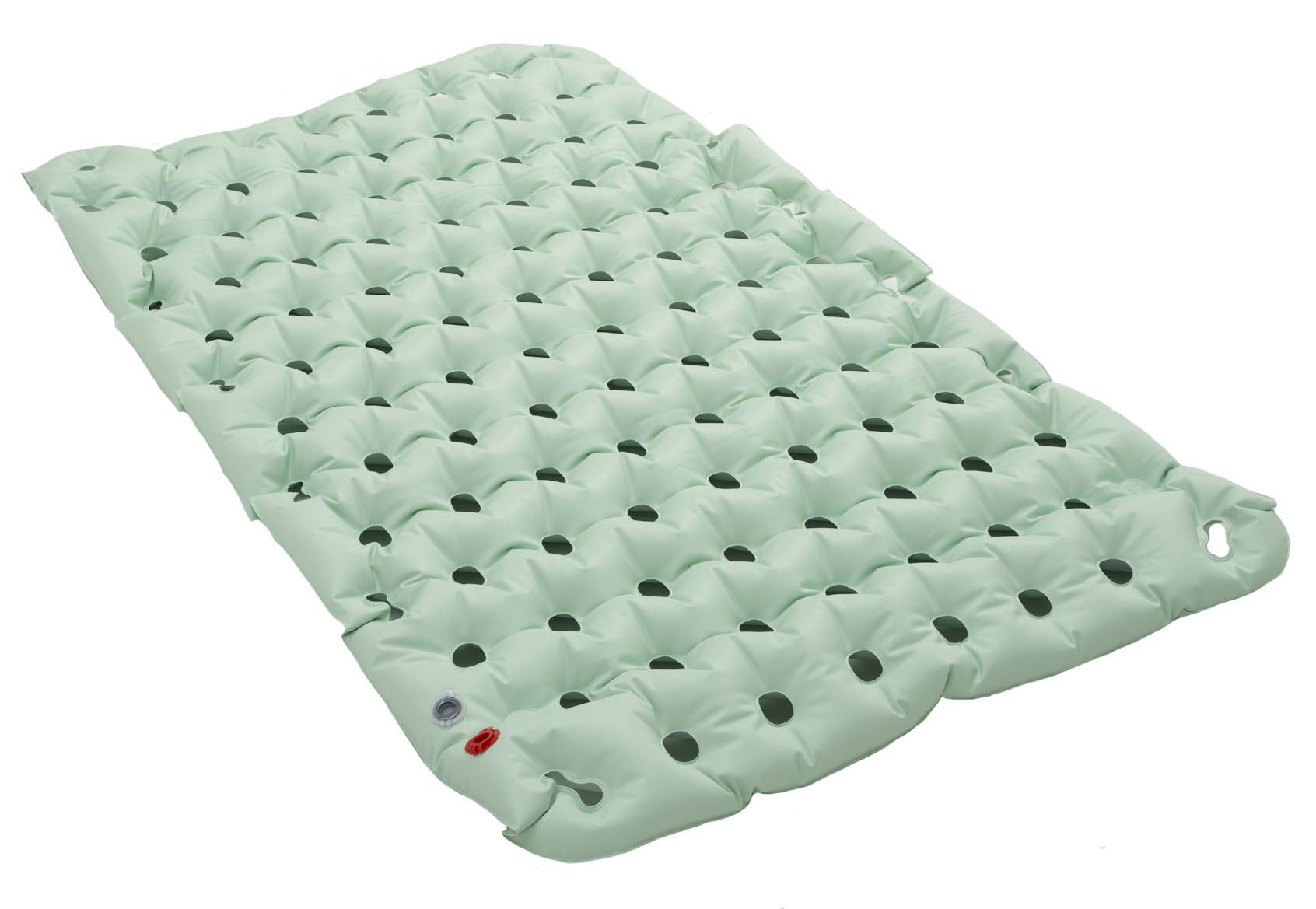 Bed Overlay Waffle Bariatric Overlay With Hand Pump Quantity Of 2
