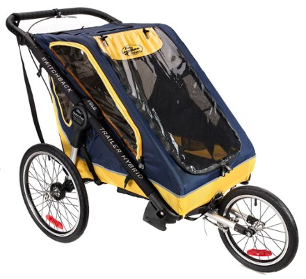 Double Stroller Mountain Buggy Baby Jogger Switchback Stroller Trailer Double Rei Co Op